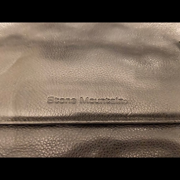 Stone Mountain Leather purse.  New!